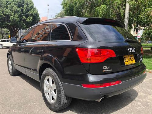 audi q7 2009 v6 3.0 tdi quattro luxury