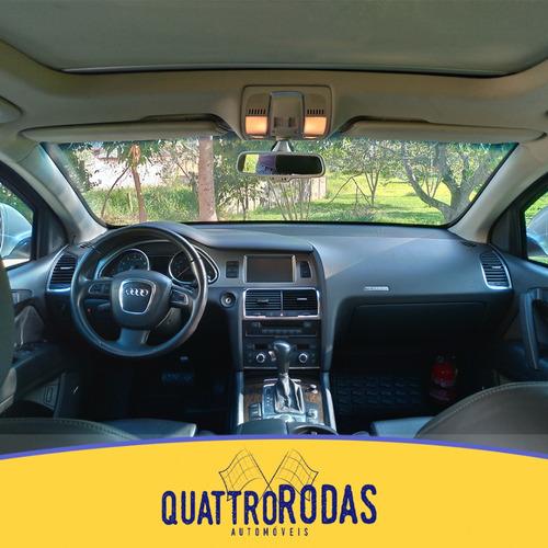 audi q7 2009/2009 4.2 fsi quattro v8 32v gasolina 4p aut.