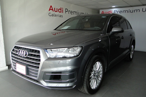 audi q7 2018 3.0 tdi elite 249hp at