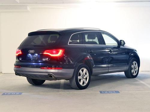 audi q7  3.0 diesel impecable 2013