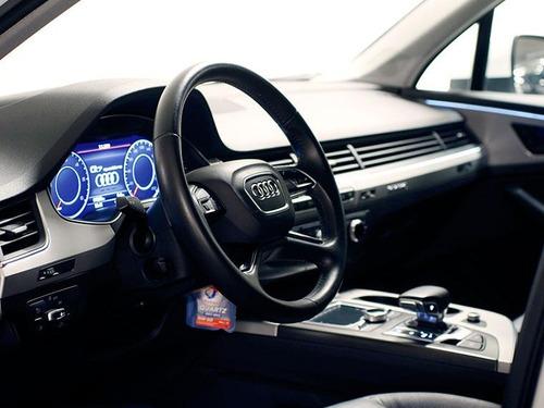 audi q7  3.0 diesel impecable 2016