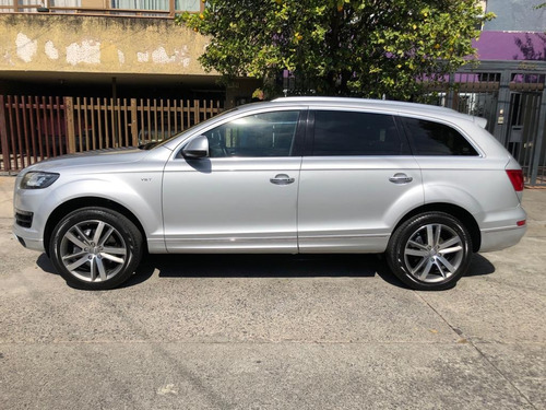 audi q7 3.0 luxury quattro tiptronic at