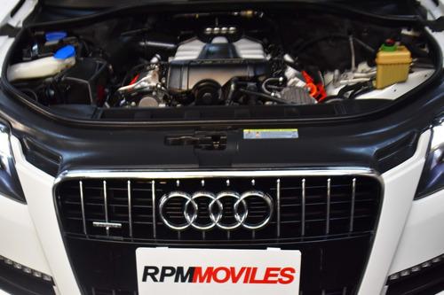 audi q7 3.0 sport v6t automatica rpm moviles