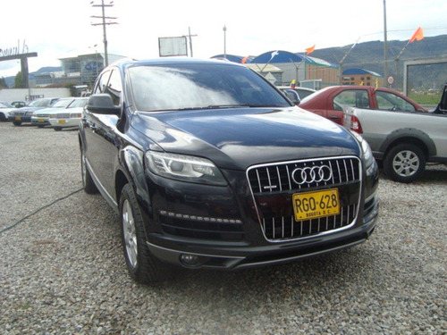 audi q7 3.0 t luxury gasolina 2011