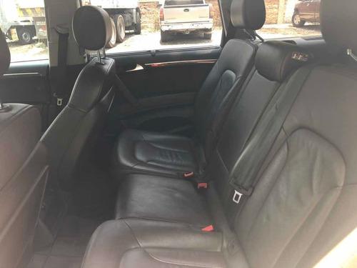 audi q7 3.0 t luxury tipt quattro 340hp at 2012