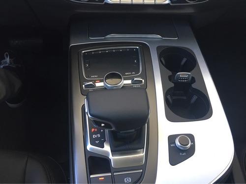 audi q7 3.0 tfsi 333cv tiptronic quattro 2018 0km sport cars