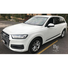 Audi Q7 3.0 Tfsi Select Quattro 333hp At Blindada.