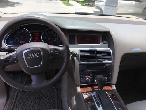 audi q7 3.6 luxury quattro tiptronic at 2007