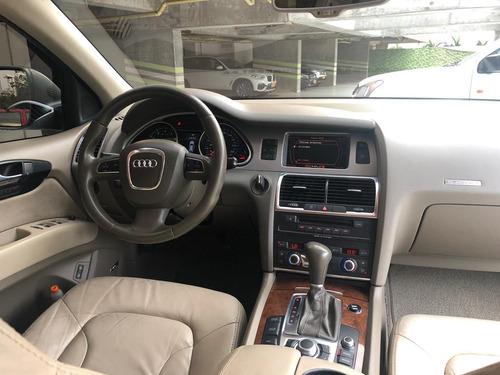 audi q7 luxury 4.2 gasolina modelo 2009
