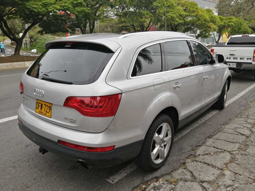 audi q7 luxury diesel 2012