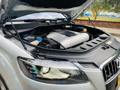 audi q7 luxury fe 3.0 td automatica quattro 2011 7puestos