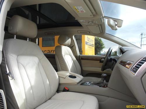audi q7 v6 3.0 tdi quattro luxury tp 3000cc