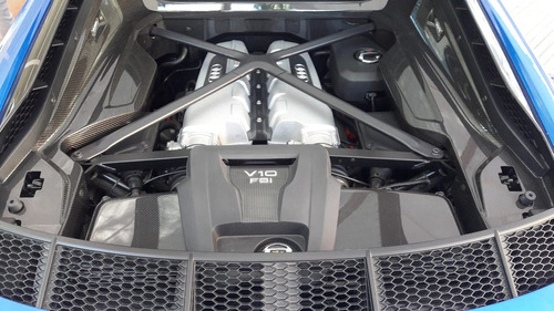 audi r8 coupe 5.2 v10 plus stronic quattro (610cv)
