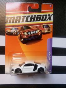 Matchbox Clobe Travelers Audi R8 N8