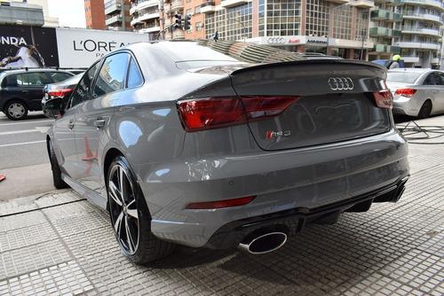 audi rs3 sedan 2.5 tfsi stronic quattro (400cv)