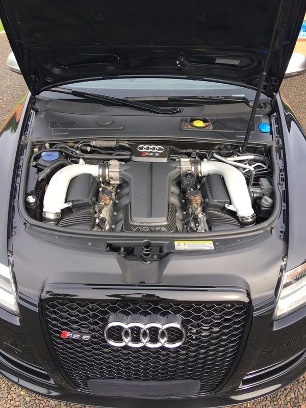 audi rs6 avant- v10-  5.0 bi turbo