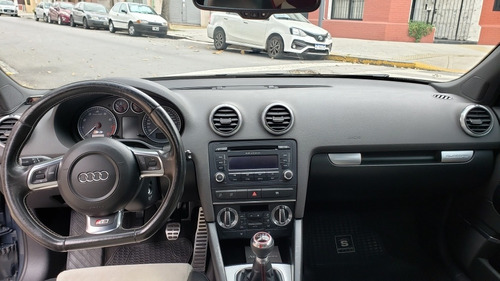audi s3 2.0 tfsi m/t quattro 2009 310cv  dissano automotores