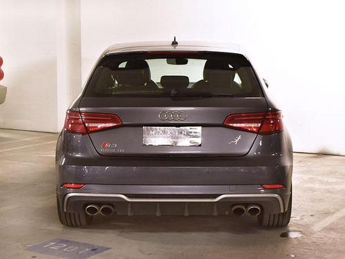audi s3  2.0 tfsi quattro 310 hp 2018