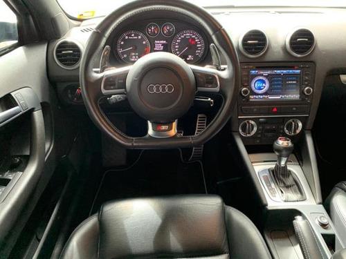 audi s3  2.0 tfsi sportback s tronic quattro gasolina