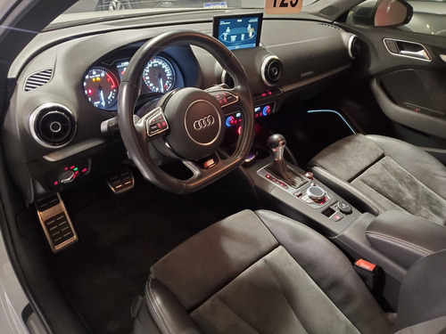 audi s3 sedan 2.0 tfsi stronic quattro 300cv 2016 - lenken