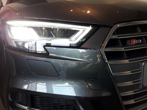 audi s3 sedan 4ptas 2.0 tfsi 310cv stronic quattro 2019 0km