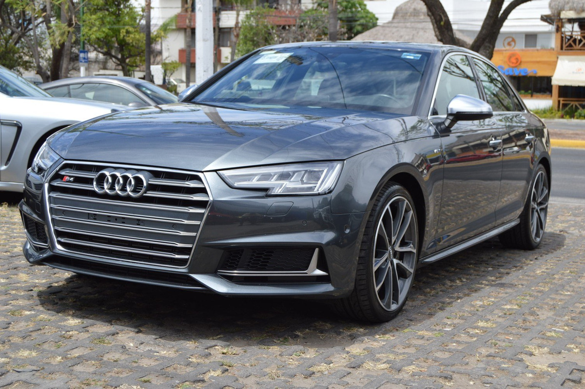 Audi S4 2017 Gris Daytona