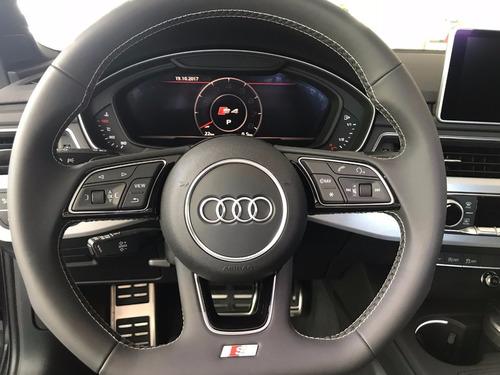 audi s4 3.0 tfsi 354cv 0km 2018 concesionario sport cars