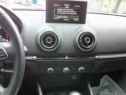 audi  sedan ambiente 1.4 turbo  2016 s/entrada