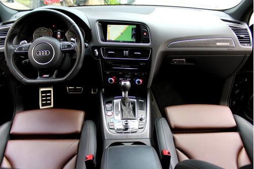 audi //sq5 360 hp// 2014 seminueva!! piel, xenon, v6 turbo