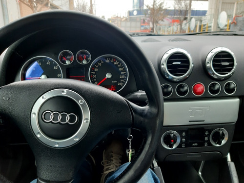 audi tt 1.8 turbo 180hp impecable 2000