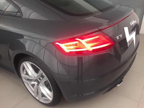 audi tt 2.0 coupe fsi 230 hp sport high dsg 2016