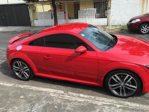 audi tt 2.0 coupe t fsi 230 hp impecable, precio a tratar!