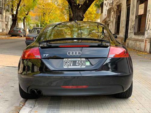 audi tt 2.0 fsi turbo coupé 2007