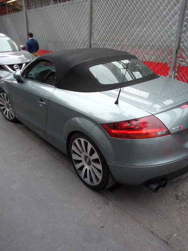 audi tt 2.0 roadster t fsi s-tronic dsg 2008
