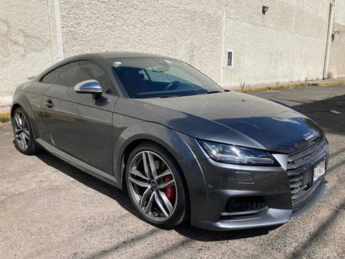 audi tt 2.0 s coupe fsi 285 hp dsg 2017