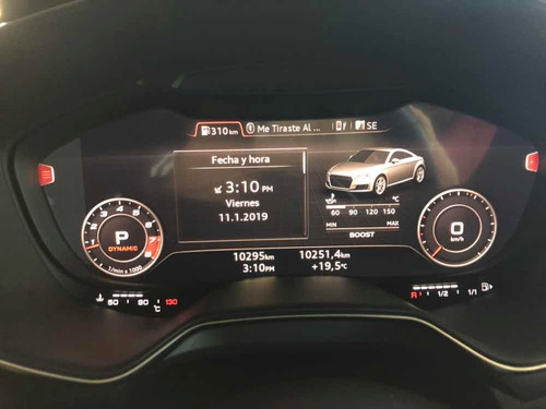 audi tt 2.0 s coupe t fsi 285 hp at 2016
