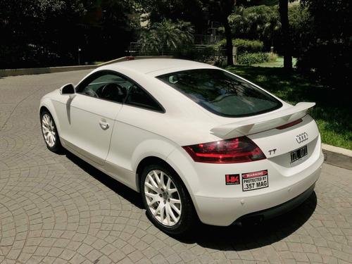 audi tt 2.0 t fsi 211 hp- único dueño-impecable !!