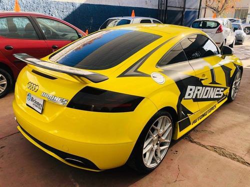 audi tt 2.0 t fsi stronic 200cv coupé 2008