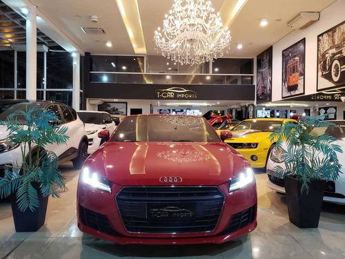 audi tt 2.0 tfsi ambition s-tronic 2p roadster 2016