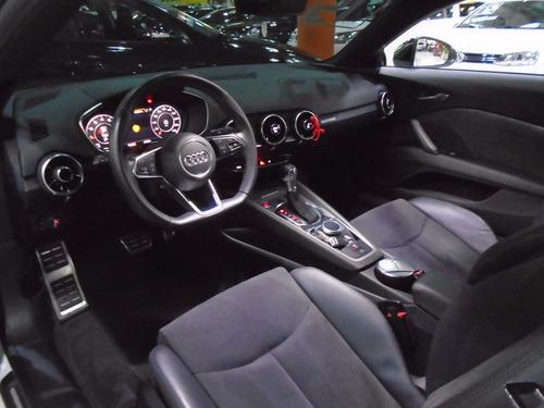 audi tt 2.0 tfsi coupé ambition 2p gasolina s-tronic 2015