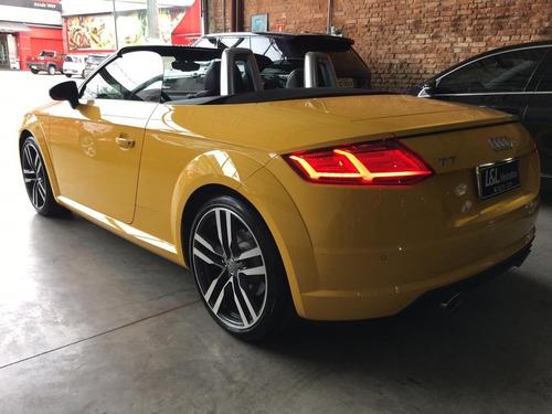 audi tt 2.0 tfsi coupé ambition 2p gasolina s-tronic