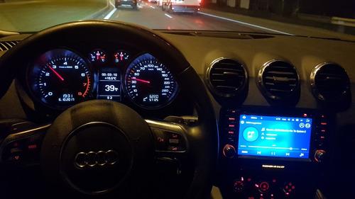 audi tt 2.0 tfsi coupe turbo 211hp automático con levas 2013