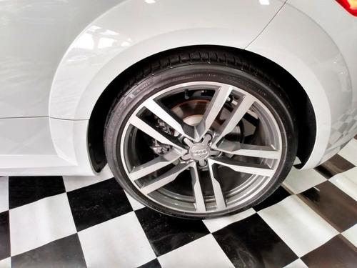 audi tt 2.0 tfsi roadster ambition 16v gasolina 2p s-tronic