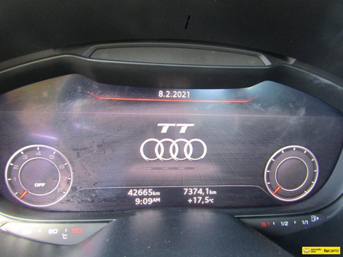 audi tt 2.0 tfsi sport s-tronic coupé