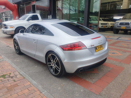 audi tt 2.0 turbo tfsi at