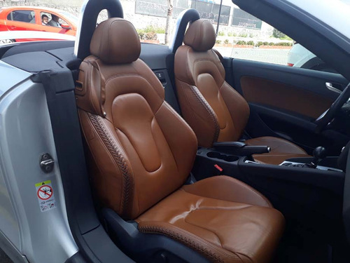 audi tt 2008 roadster convertible piel edicion especial
