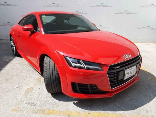 audi tt 2016 2p coupé sport high l4/2.0/t aut