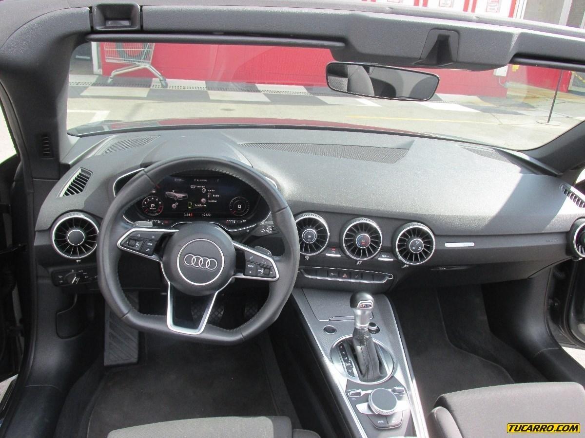 audi tt 8j 2 0 tfsi roadster s tronic tp 2000cc t 149. Black Bedroom Furniture Sets. Home Design Ideas