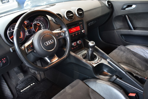 audi tt coupe 1.8 tfsi mt - car cash