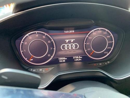 audi tt coupé attraction 2.0 fsi turbo, att1234